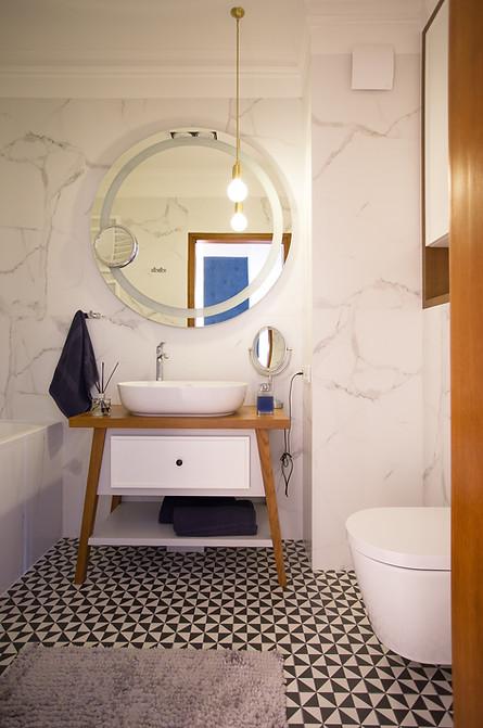 łazienka Saska Kępa