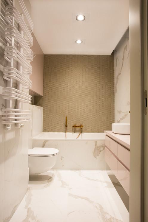 łazienka Wilanów