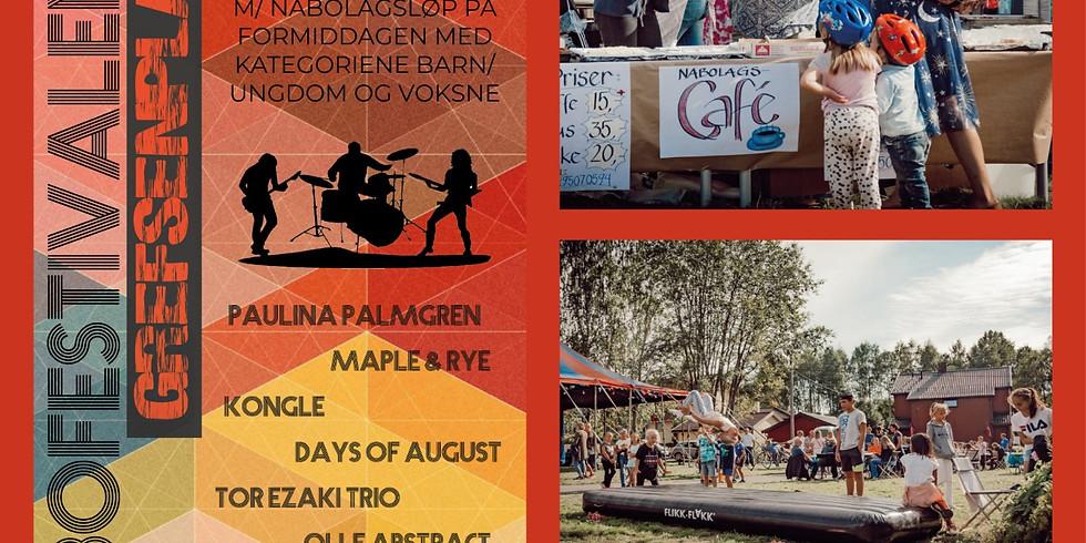 Nabolagsfestival Grefsenplatået 2019
