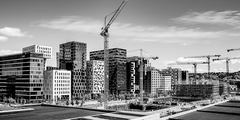 Oslo as the Europe´s Environmental Capital - status. Buildings, city and well-being.