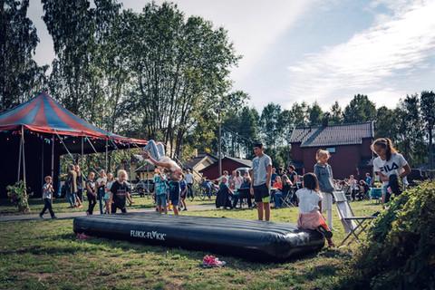 Nabolagsfestivalen Grefsenplatået