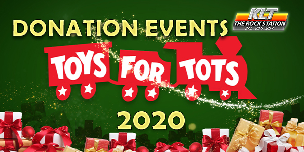 TOYS FOR TOTS GENERAL 2020