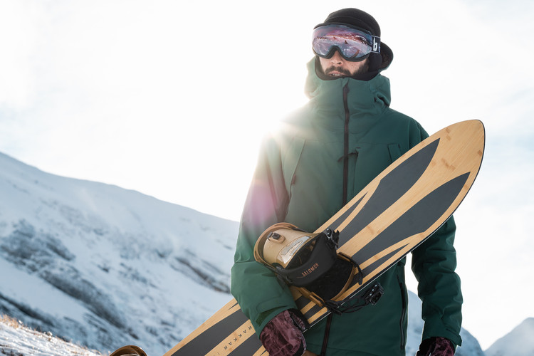 Boréalis snowboard
