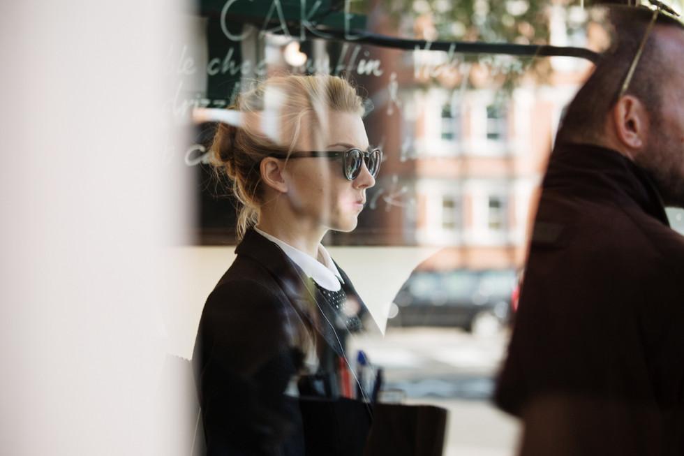 Natalie Dormer - documentary photography london