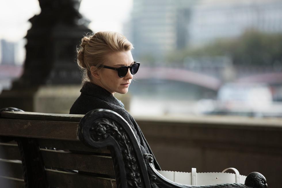 Natalie Dormer in In darkness - documentary photographer london and brighton.jpg