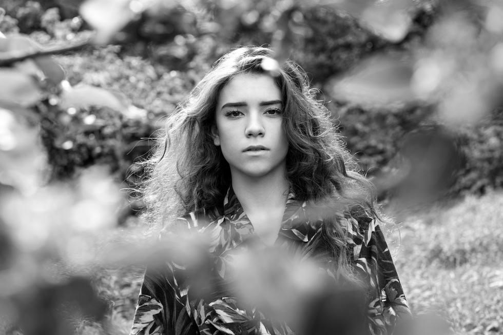 Natural light portrait photographer Brig