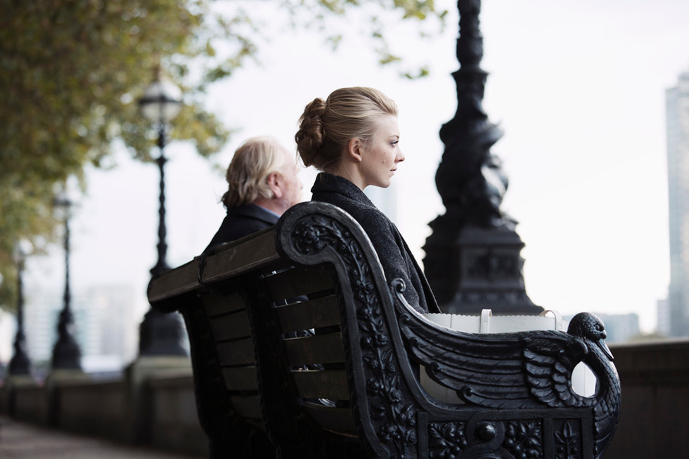 Natalie Dormer and James Cosmo - documentary photographer london and brighton