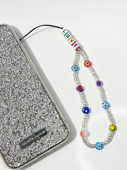 ¨LOVE¨ phone strap