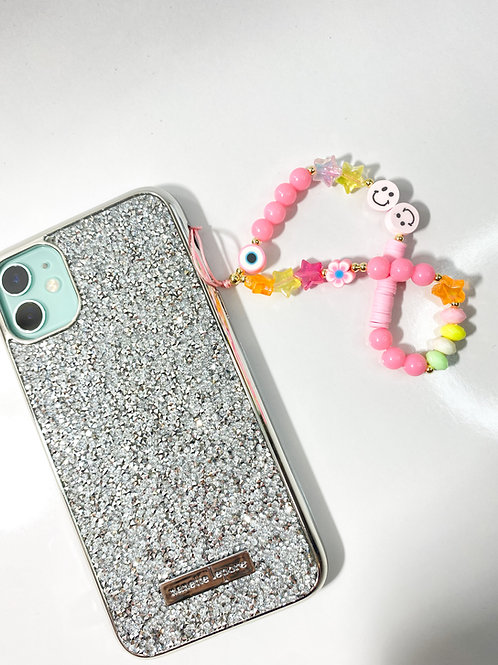 ¨PINK¨ phone strap