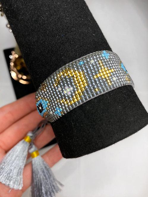 Galaxy Handmade Bracelet