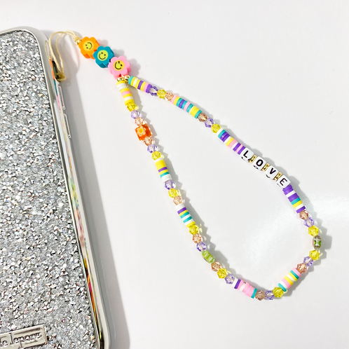 ¨COLORFUL¨ phone strap