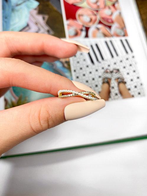 Adjustable ¨Infinity¨ Ring