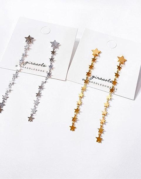 Rain of Stars earrings
