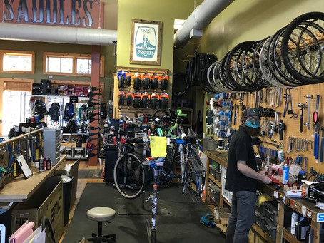 Spring Service... Bring your bike in now for service and beat the lines..