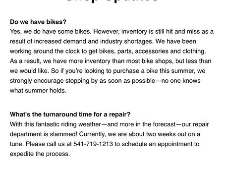 Blazin Saddles Monthly Roundup - June Edition