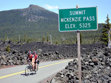 McKenzie Pass Update #3