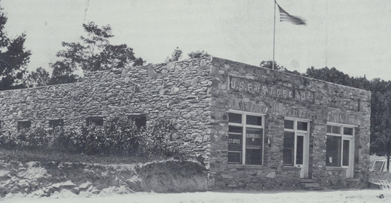 downtown_circa_1940s_stone_us_post_offic