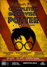 Completely Improvised Potter A3 Poster.j