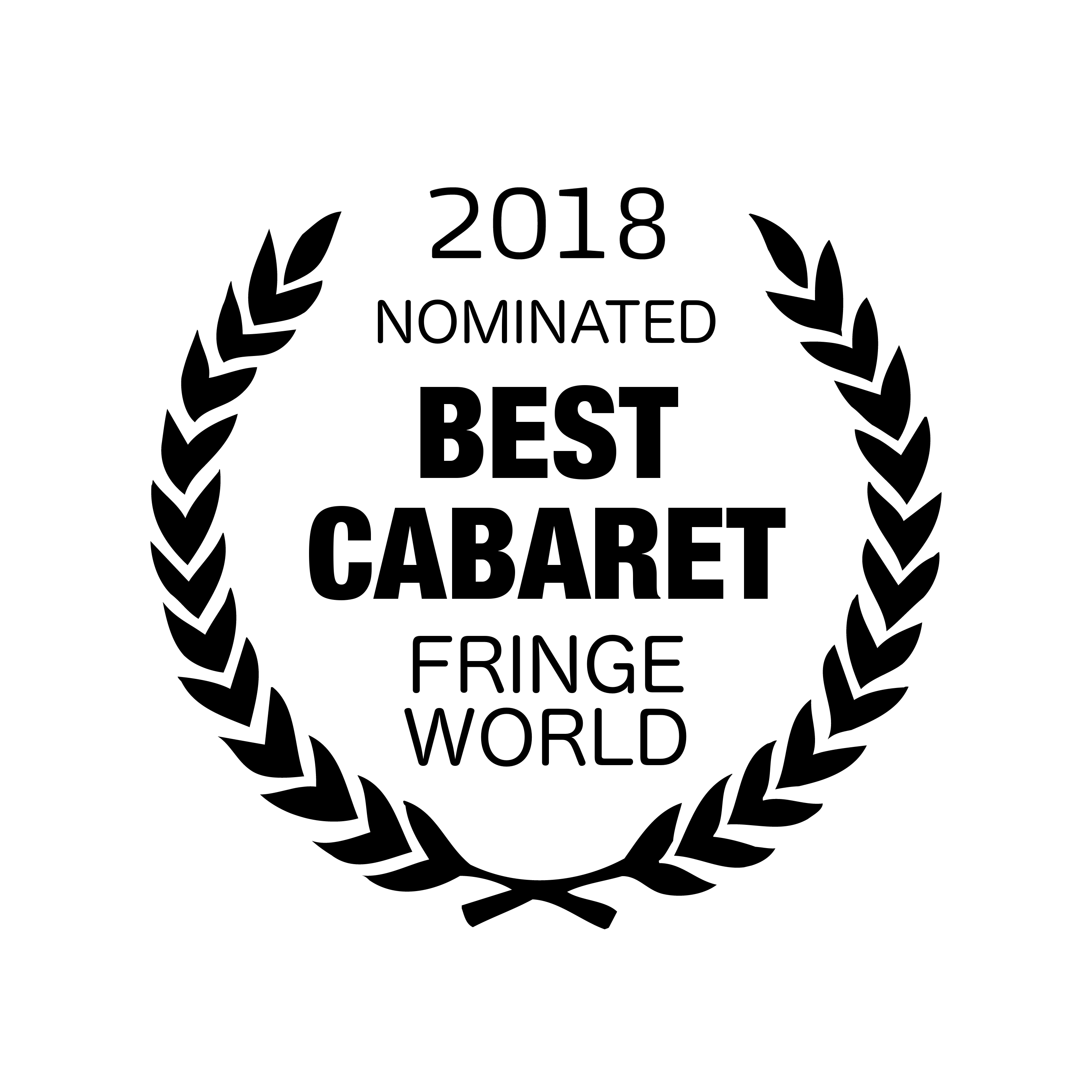 Fringe World Best Cabaret Nominated Laur