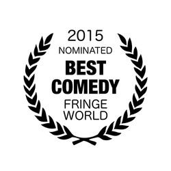 Fringe World Best Comed Nominated Laurel