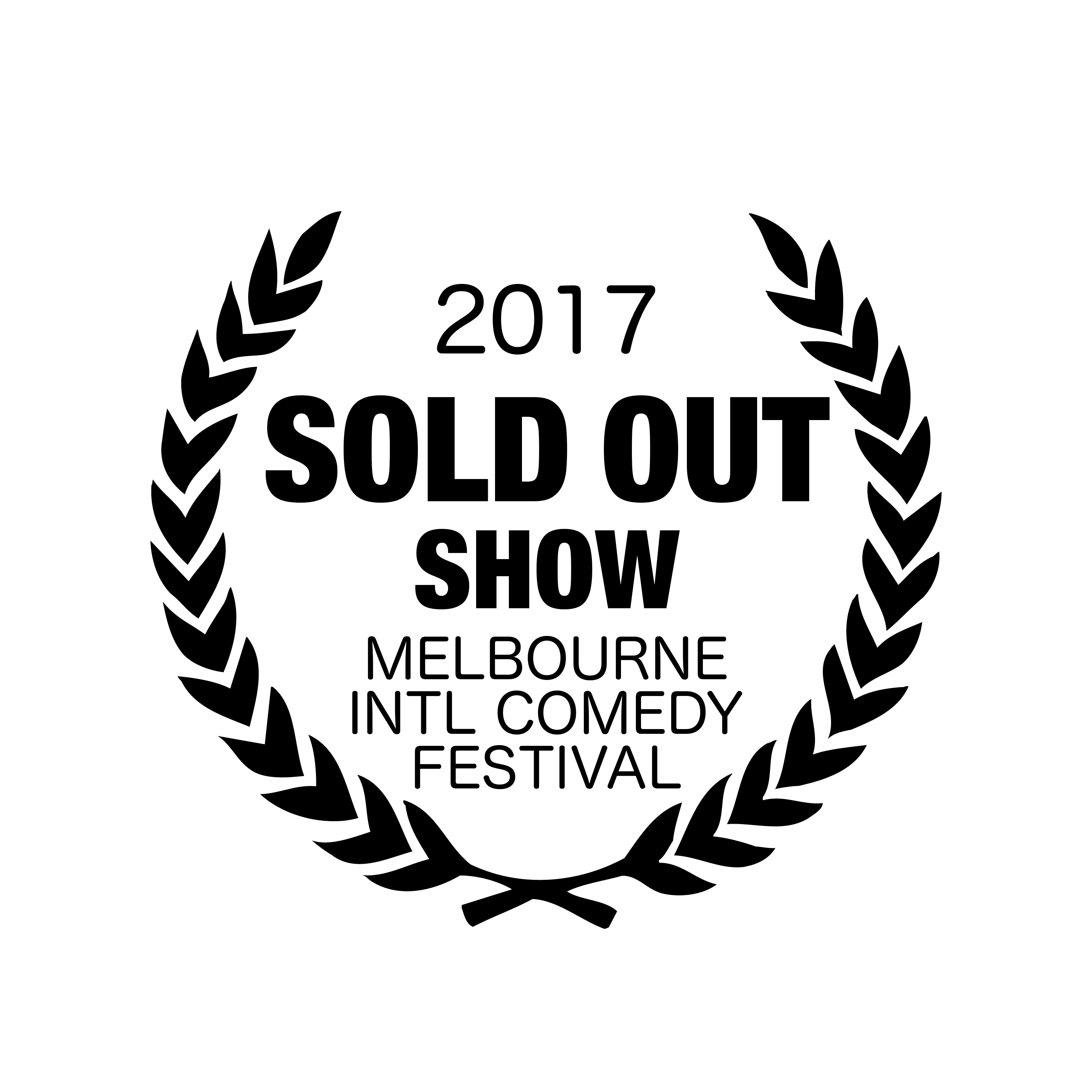 MICF 2017 Sold OUt Laurels