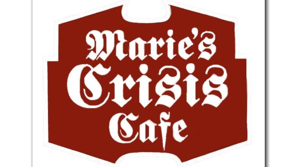 Marie's Crisis Cafe Magnets