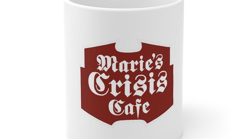 Marie's Crisis Coffee Mug 11oz
