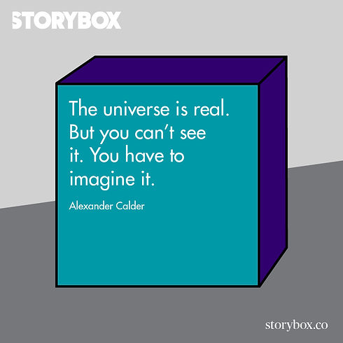 Storybox quote