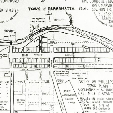 Parramatta Portals