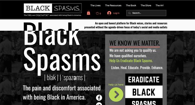 Black Spasms