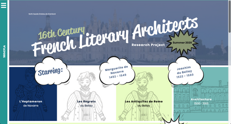 16th Century French Literary Architecture