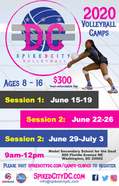 Spiked City DC Tryouts