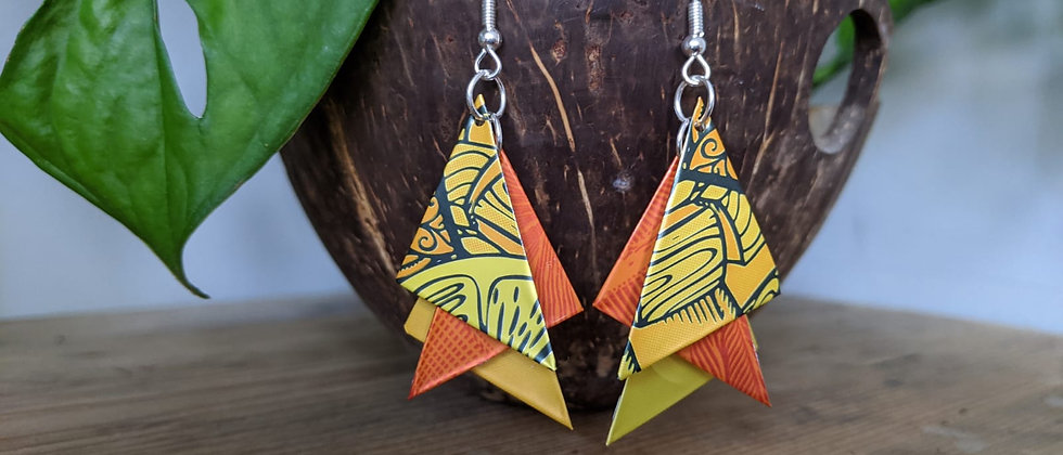 st. clements recycled earrings