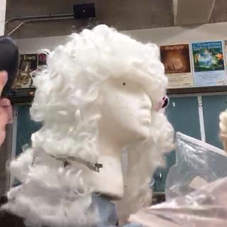 Crucible Wig Restoration