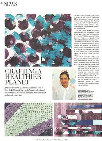 Aditi Patwari's Re-create Collection Fea
