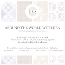 Around the World with Dea by Aditi Patwa