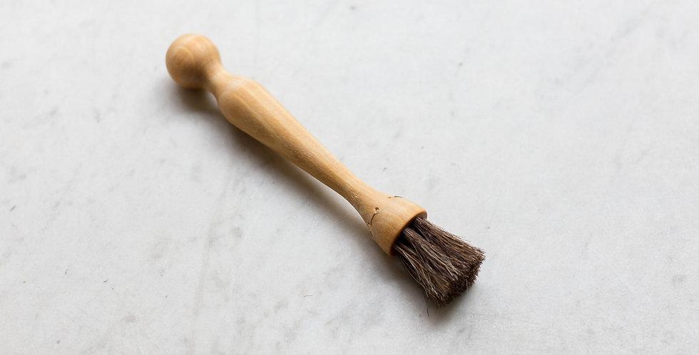 Swedish mushroom brush