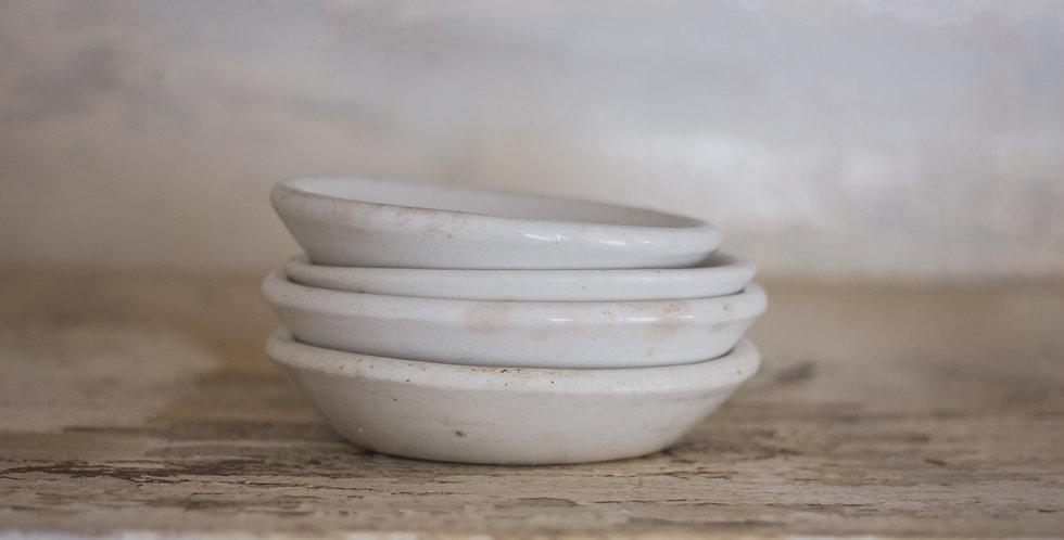antique ironstone dish