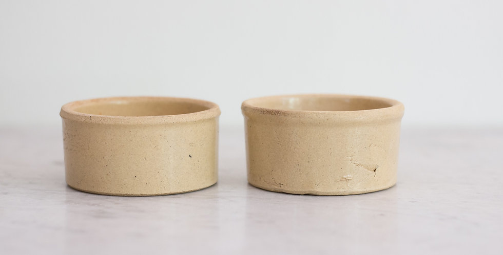 stoneware crock set