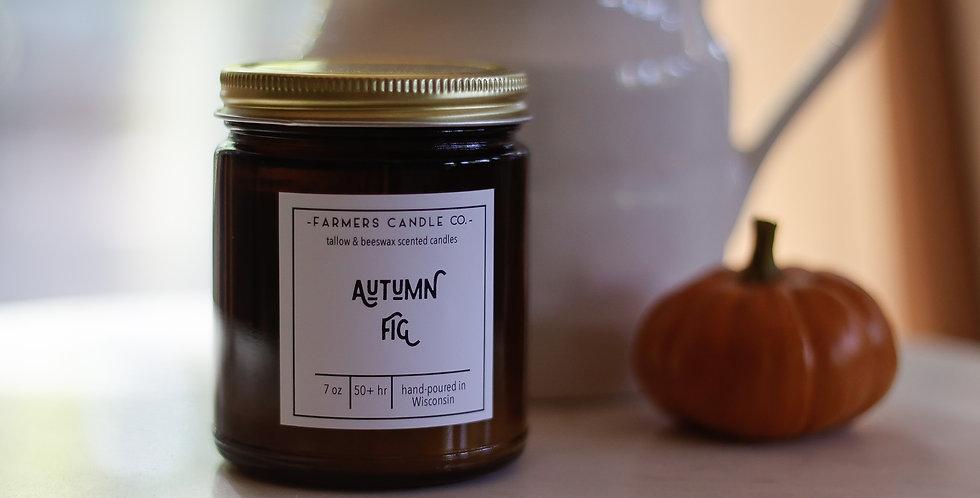 farmers candle co.   autumn fig