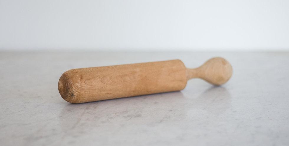 vintage wooden masher