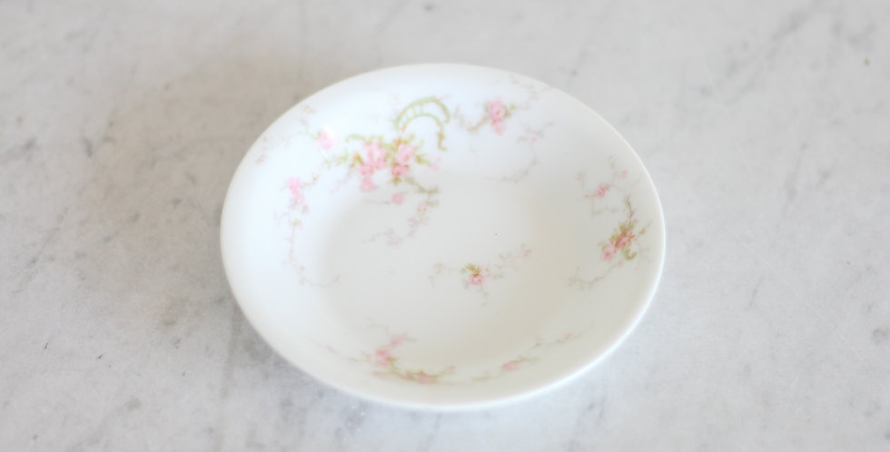 candle plate dish