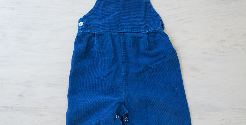 vintage corduroy overalls | 12 mo.