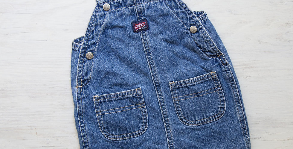 vintage Old Navy overalls | 6-12 mo