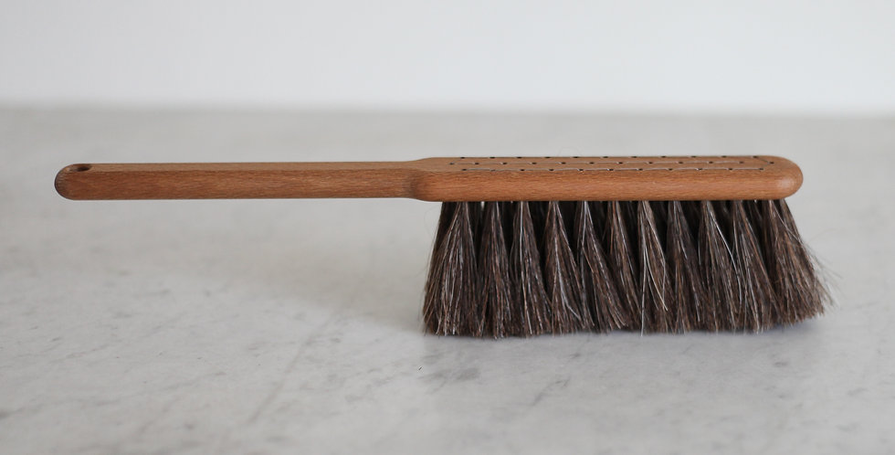 horsehair hand broom