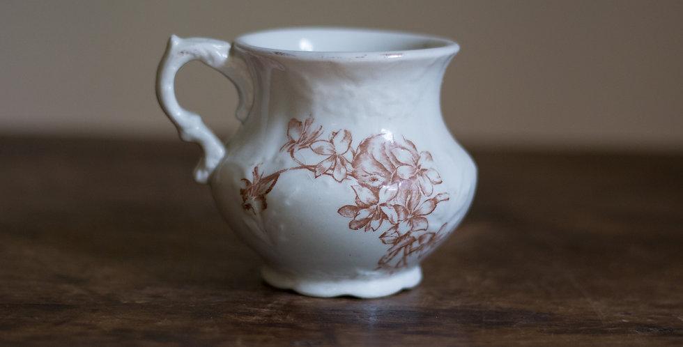 vintage ironstone pitcher