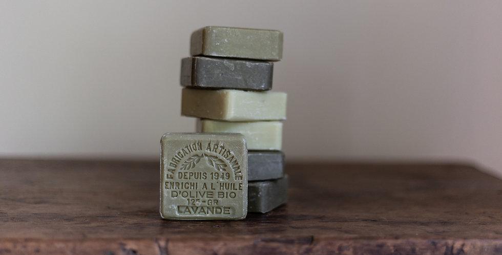 Marseille organic oil soap