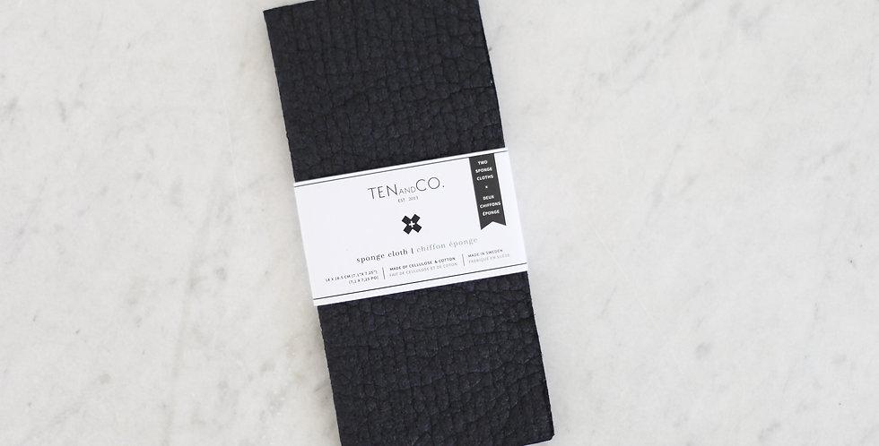 solid sponge cloth   2 pack