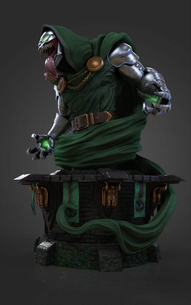 Keyshot Venom Doom v2