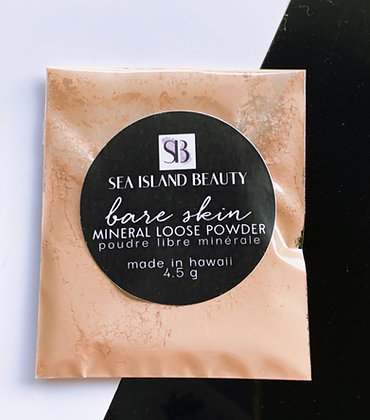 REFILL PACKET Bare Skin Mineral Loose Powder